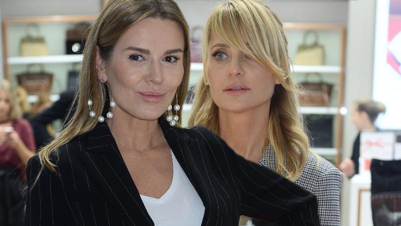 Hanna Lis i Aneta Kręglicka