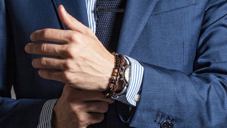 Biżuteria dla prawdziwych mężczyzn – multitool w bransolecie