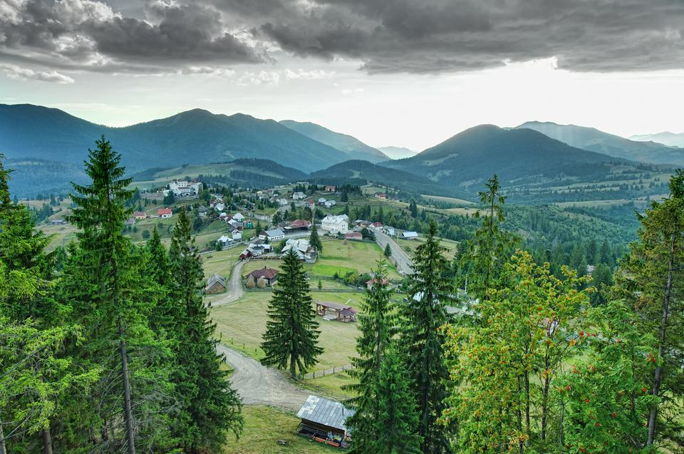 Bukowina, Rumunia i Ukraina