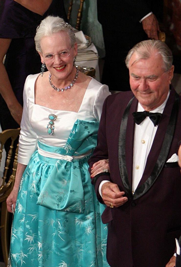 Danski princ je želeo da mu supruga preda krunu