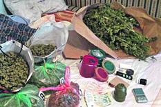 Prokuplje05 Merdare 11,5kg marihuane droga zaplena foto MUP Srbije