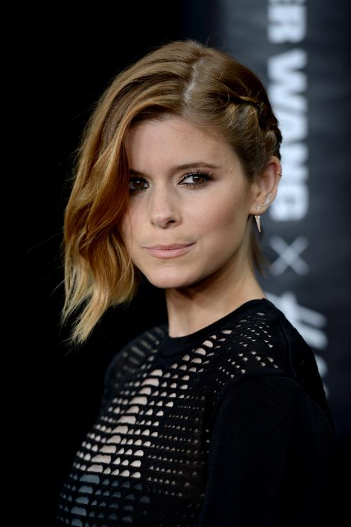 Kate Mara - ciemny blond