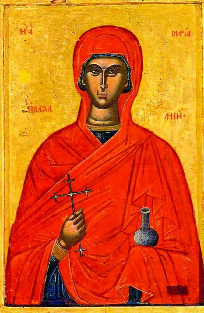 Danas se slavi Blaga Marija