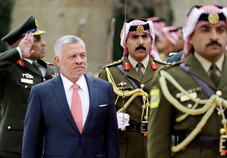 Jordan kralj Abdulah