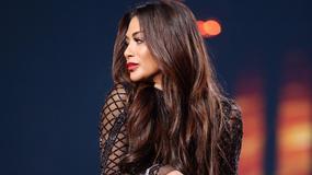"""Nicole Scherzinger i jej stylizacje w finale brytyjskiego """"X Factora"""". Która najlepsza?"""