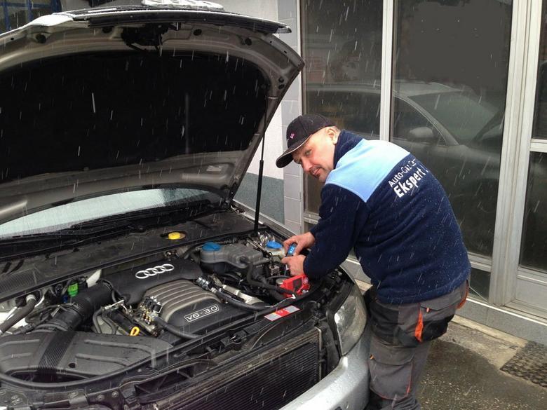 Dzięki prostej kontrukcji Audi A3 montaż instalacji LPG w tym aucie nie jest wymagający.