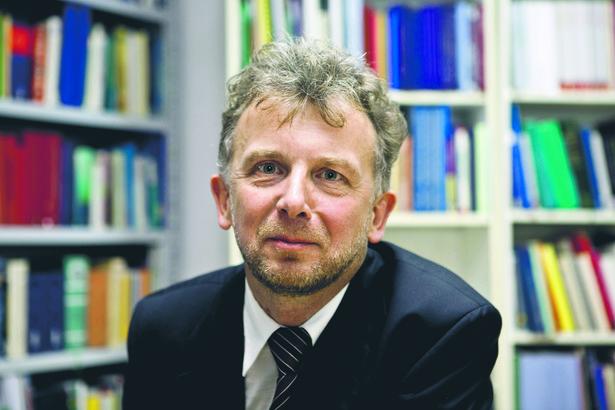 Ireneusz C. Kamiński profesor prawa w Instytucie Nauk Prawnych PAN, ekspert Helsińskiej Fundacji Praw Człowieka / fot. Wojtek Górski