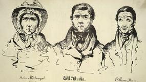 """Burke i Hare – seryjni mordercy """"w służbie"""" nauki"""