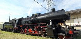 Zabytkowa lokomotywa znów puściła parę