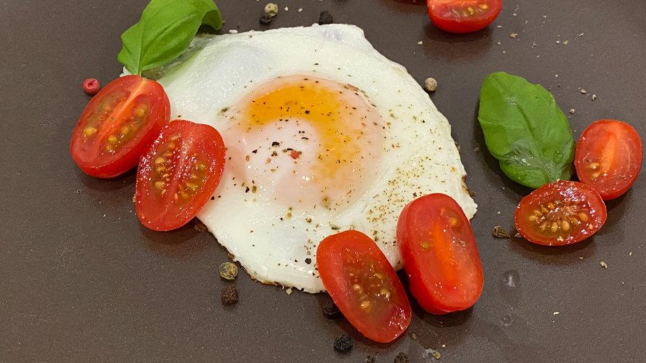Sposób na idealne jajko sadzone