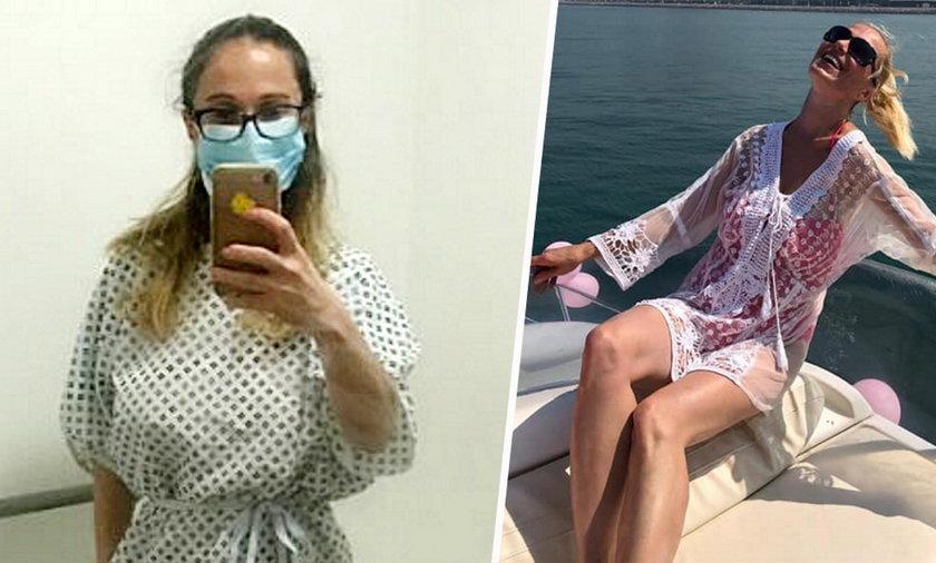 Zabijał ją rak, a lekarz kazał jej jeść jogurt. Żyje, bo zapłaciła za badania