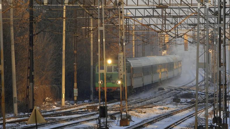 Na kolei awarii nie ma, ale opóźnienia jak były, tak są
