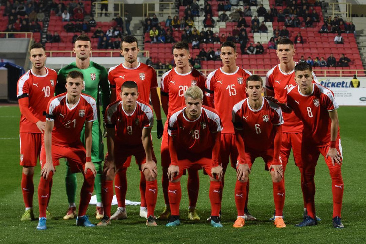 Orlići Pregazili Estoniju Het Trik Joveljića Nišlije