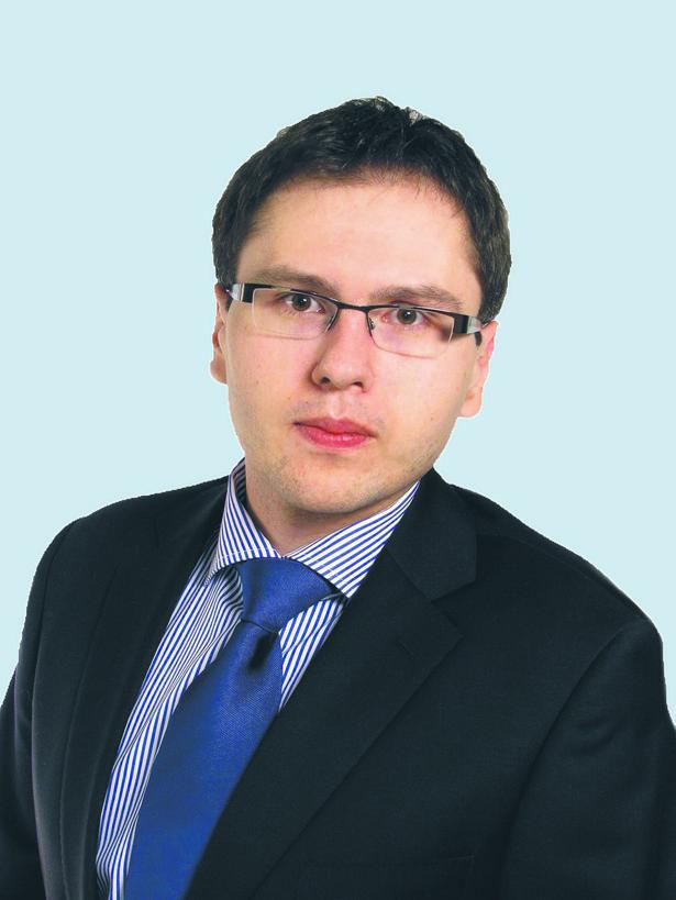 Tomasz Balcerak doradca podatkowy w Rödl &; Partner