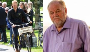 """""""All he does now is ride bicycle around – Meghan Markle's father disappointed in son-in-law"""