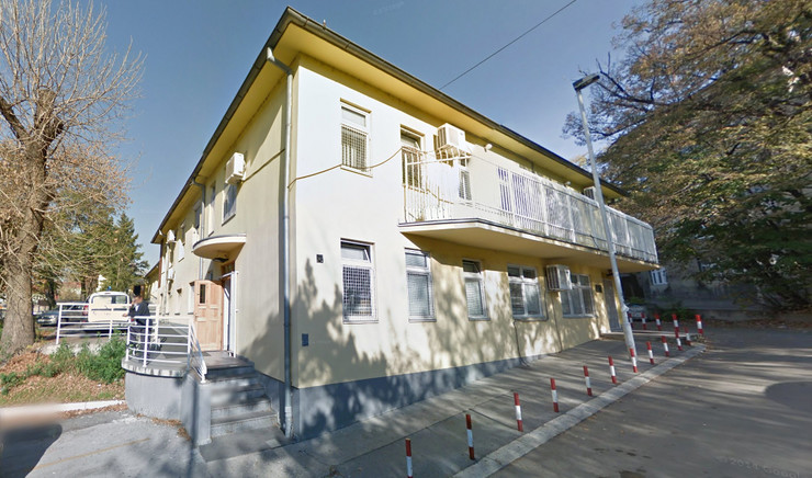 klinika za neurologiju i psihijatriju Screenshot Google streetview