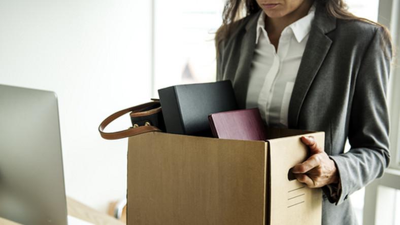 praca, zwolnienie, bezrobotny, bezrobocie/fot. Shutterstock