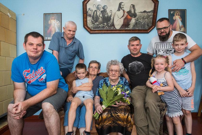 Wspaniała rodzina!