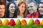 VASKRS NA SPORTSKI NAČIN Da li su koristili drvena jaja kao mali i ko je pobedio na takmičenjima? /VIDEO/