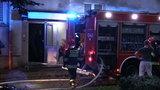 Pożar w centrum stolicy. Trzy osoby w szpitalu