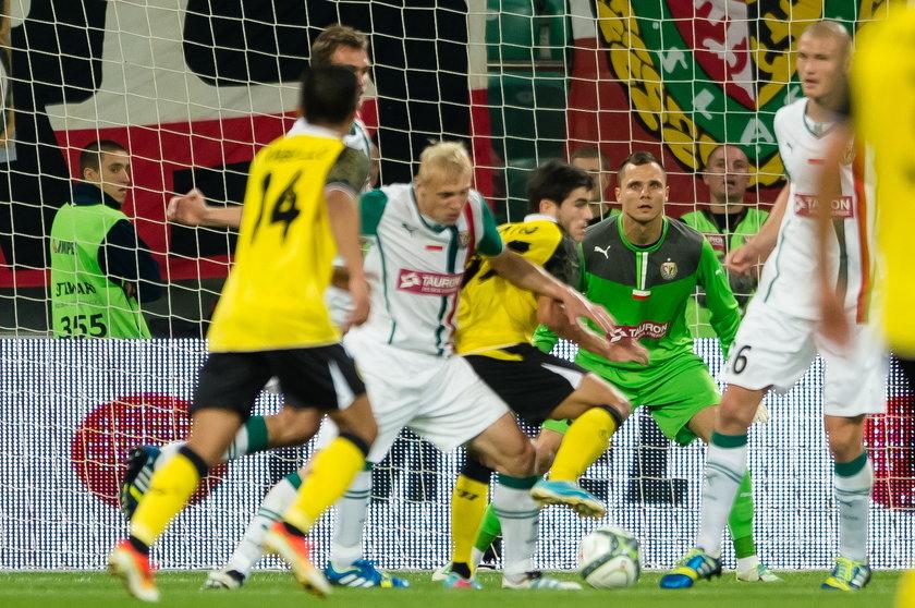 Sevilla rozbiła Śląsk Wrocław 5:0