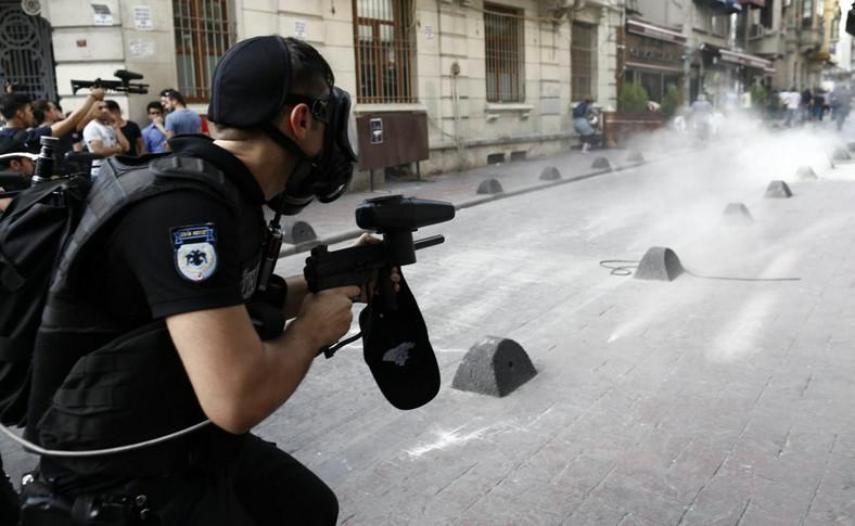 Stambuł: policja kontra parada Gay Pride