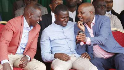 Details of DP Ruto's plans to outsmart Raila and his team's visit to Kisumu and Bondo