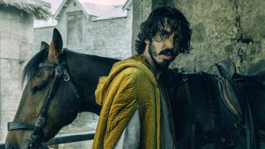 """Dev Patel jako Gawain w filmie """"Zielony rycerz. Green Knight"""""""