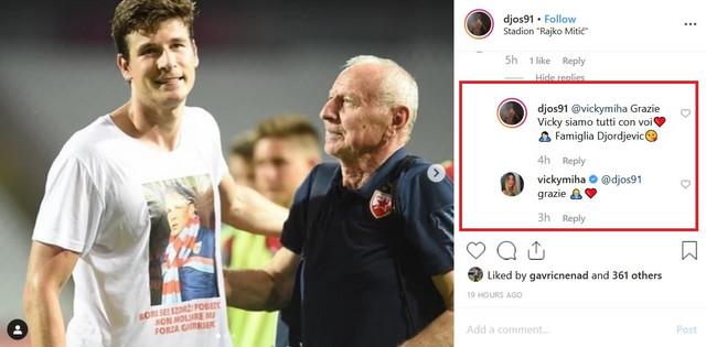 Stefan Đorđević instagram