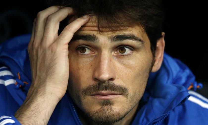 Iker Casillas zostaje w Realu
