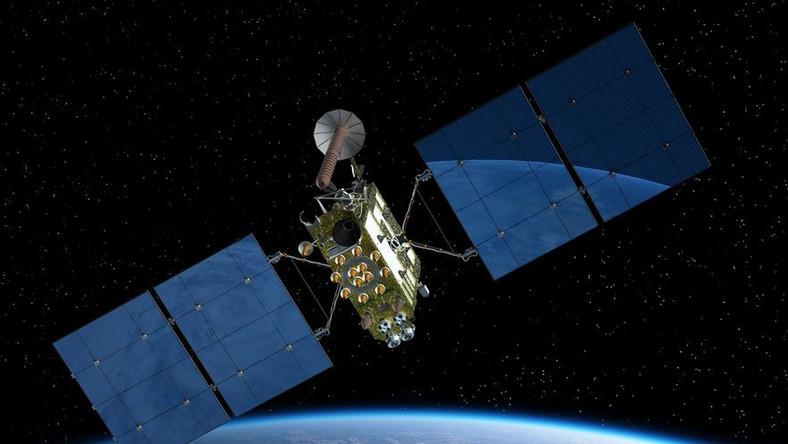 Rosyjskie satelity będą spadać na Ziemię
