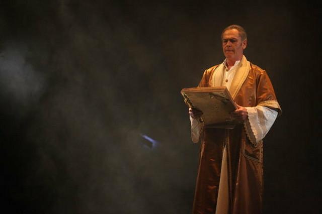 Ivan Tomašev u ulozi grofa Save Vladisavljevića