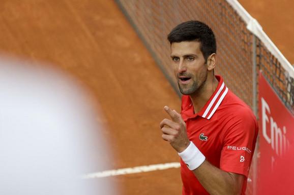 POSLE PORAZA U RIMU Evo kako Novak Đoković stoji na ATP listi nakon neuspele odbrane titule i kada bi mogao da bude ugrožen!