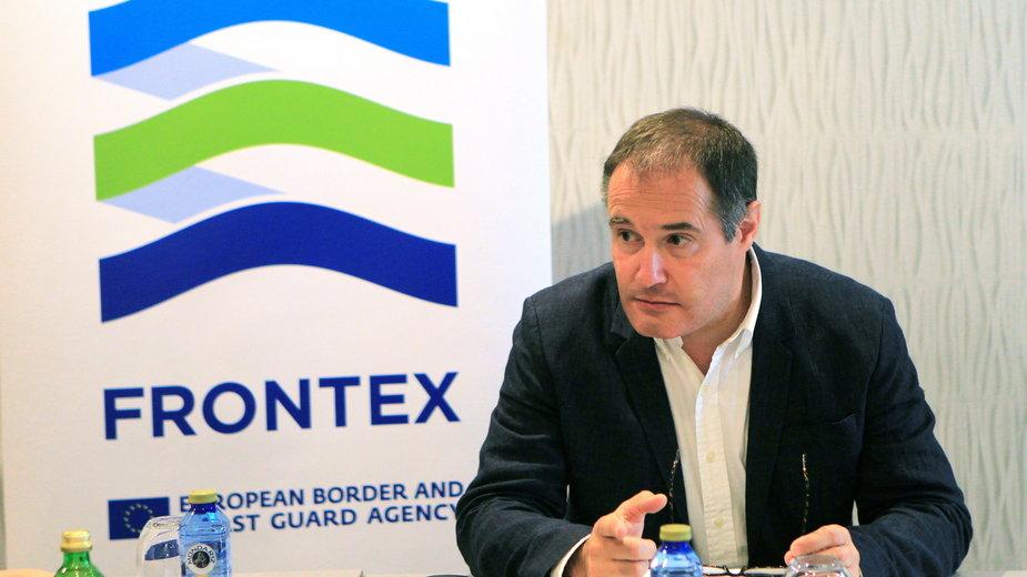 Szef Frontexu, Fabrice Leggeri