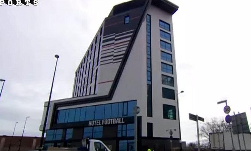 Hotel Manchester United