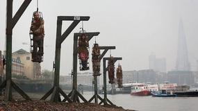 Doki w Londynie: miejsce kaźni i... rozrywki