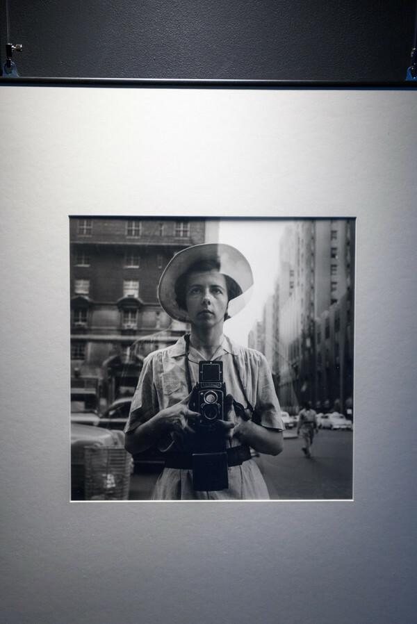 """Wernisaż wystawy """"Vivian Maier - In her own hands"""" w Centrum Sztuki Mościce w Tarnowie"""
