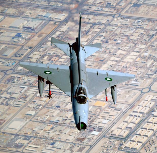Chińska odmiana MiGa-21 - Chengdu J-7