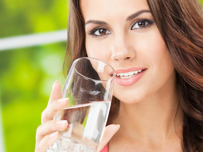 Gazirana voda je voda bez šećera i bez kalorija