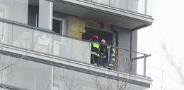 Wybuch w mieszkaniu w Warszawie. Są ranni!