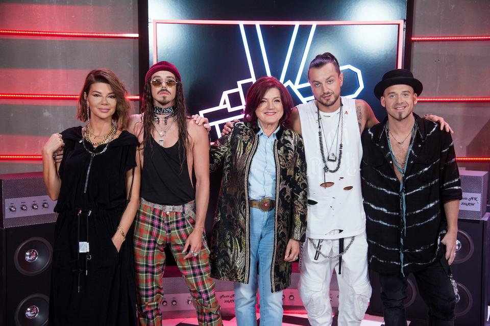 "Trenerzy ""The Voice of Poland 11"""