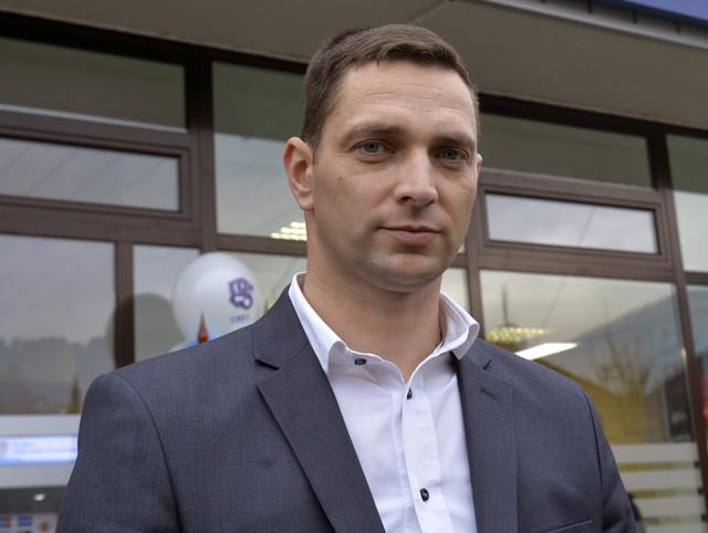 Predsednik opštine Kosjerić, Žarko Đokić