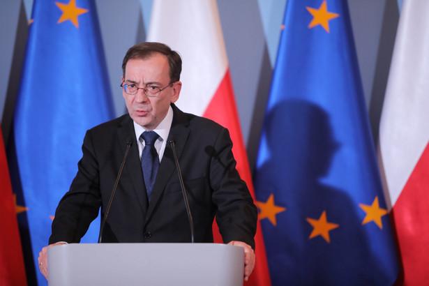 - Wiele elit politycznych w krajach europejskich udaje, że nie widzi zagrożenia ze strony Chin. Polska nie jest takim krajem. Polska tak jak Stany Zjednoczone mówi wyraźnie o zagrożeniu chińskim – podkreślał Mariusz Kamiński