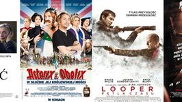 "Na co do kina? ""Miłość"", ""Asterix i Obelix"" oraz ""Looper - Pętla czasu"""