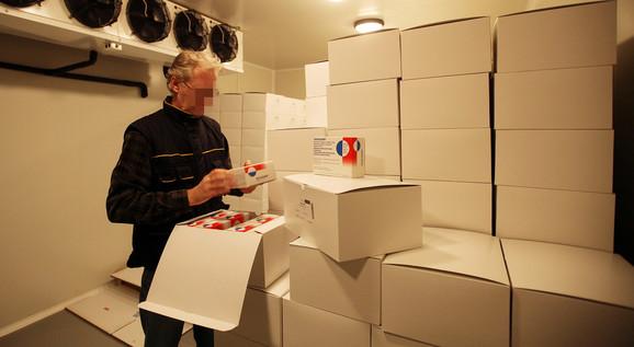 U postupku odlučivanja o nabavci vakcina učestvovalo je oko tridesetak ljudi