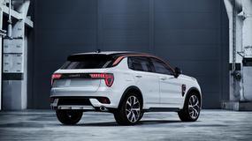 Lynk & Co 01: elektryczny SUV rodem z Chin