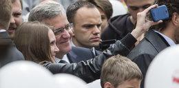Co prezydent Komorowski robił w Poznaniu?