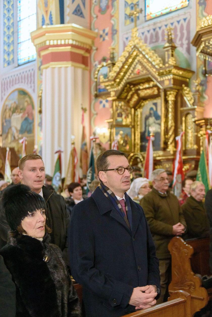 Mateusz Morawiecki pomylił cytaty Wincentego Witosa i Romana Dmowskiego