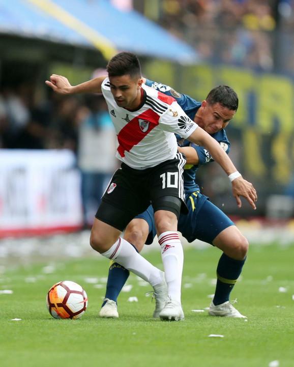Boka i River se prvi put sastaju u finalu Lopa Libertadores