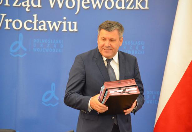 Polityk dodał, że ewentualnej kooperacji sprzyja inwestycja w nowy zakład metalurgiczny w Krakowie